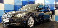 2008 BMW 5 SERIES 3.0 530D SE TOURING 5d 232 BHP £5595.00
