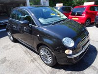 USED 2013 13 FIAT 500 0.9 TWINAIR LOUNGE 3d 85 BHP Low Mileage, One Owner from new, Fiat Service History + Just Serviced by ourselves, MOT until April 2018 (no advisories), Superb on fuel! FREE Road Tax!