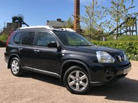 USED 2007 57 NISSAN X-TRAIL 2.0 SPORT EXPEDITION X DCI IDEAL TOWING CAR + SATELLITE NAVIGATION + GRAB A BARGAIN TODAY ( REF. KEY NUMBER 73 )