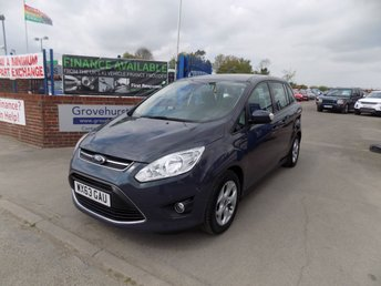 View our FORD GRAND C-MAX & Used FORD cars for sale in Sittingbourne Kent markmcfarlin.com