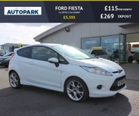 USED 2009 59 FORD FIESTA 1.6 ZETEC S 3d 118 BHP NO DEPOSIT, FINANCE AVAILABLE!