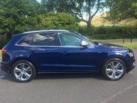 USED 2013 W AUDI Q5 3.0 SQ5 TDI QUATTRO 5d AUTO 309 BHP