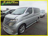 2003 NISSAN ELGRAND Rider Autec 3.5 Automatic 8 Seats Full Leather  £6500.00
