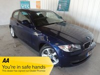 USED 2010 10 BMW 1 SERIES 2.0 116D SPORT 3d 114 BHP