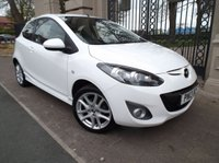 USED 2013 13 MAZDA 2 1.5 SPORT 3d 101 BHP AIR/CON CRUISE CONTROL MULTI FUNCTION STEERING WHEEL *** FINANCE & PART EXCHANGE WELCOME ***