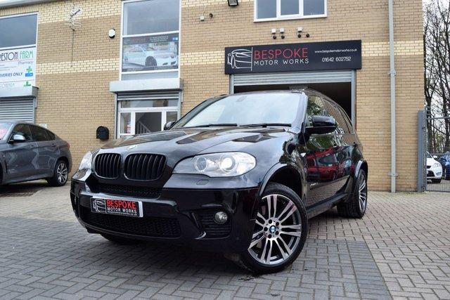 2011 11 BMW X5 XDRIVE40D 3.0 TWIN TURBO M SPORT AUTOMATIC