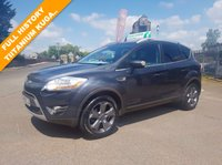 USED 2008 58 FORD KUGA 2.0 TITANIUM TDCI AWD 5d 134 BHP THE CAR FINANCE SPECIALISTS