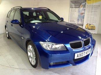 2007 BMW 3 SERIES 2.0 320D M SPORT 5d 161 BHP £5200.00