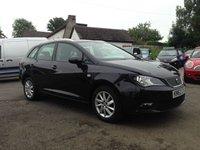 2012 SEAT IBIZA 1.2 CR TDI ECOMOTIVE SE 5d 74 BHP £5800.00