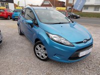 USED 2011 11 FORD FIESTA 1.2 EDGE 3d 81 BHP ***WE ARE A REGISTERED AA DEALER!****
