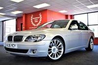 USED 2006 06 BMW 7 SERIES 3.0 730D SPORT INDIVIDUAL 4d AUTO 228 BHP