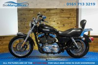USED 2006 06 HARLEY-DAVIDSON SPORTSTER LOW MILES!! ** ASK US ABOUT FINANCE ON THIS BEAUTIFUL HARLEY **