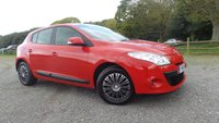 USED 2012 61 RENAULT MEGANE 1.5 EXPRESSION DCI EDC 5d AUTO 110 BHP SERVICE HISTORY, AIR-CON, PARKING SENSORS, REMOTE LOCKING, CD, ELECTRIC WINDOWS