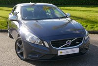 USED 2012 12 VOLVO S60 1.6 DRIVE R-DESIGN S/S 4d 113 BHP OUTSTANDING VALUE** £0 DEPOSIT FINANCE AVAILBLE
