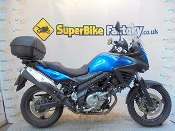 2015 SUZUKI V-STROM 650