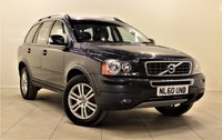 USED 2010 60 VOLVO XC90 2.4 D5 SE AWD GEARTRONIC 5d AUTO 185 BHP + 1 PREV OWNER + FULL SERVICE HISTORY + APPROVED DEALER