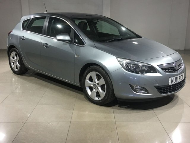 View our 2011 11 VAUXHALL ASTRA 1.7 SRI CDTI 5d 108 BHP
