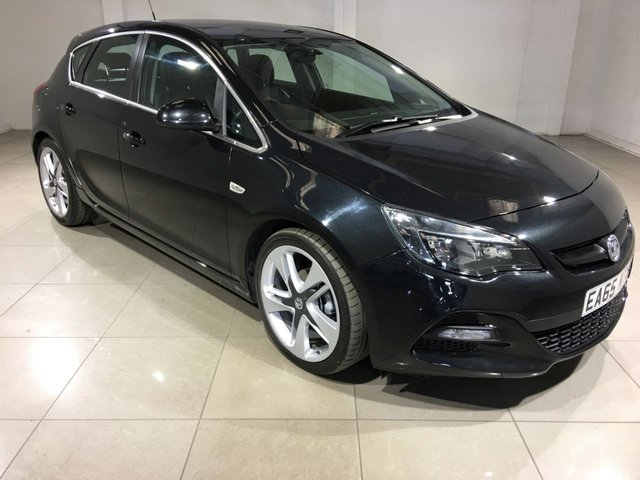 View our 2015 65 VAUXHALL ASTRA 1.6 LIMITED EDITION 5d 115 BHP