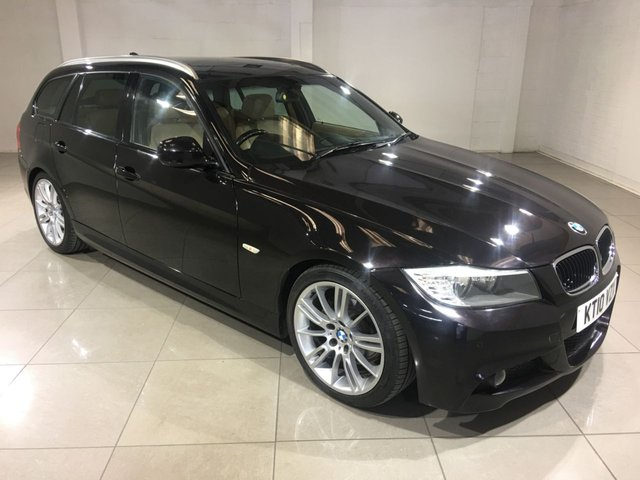 View our 2010 10 BMW 3 SERIES 2.0 320D M SPORT BUSINESS EDITION TOURING 5d 181 BHP