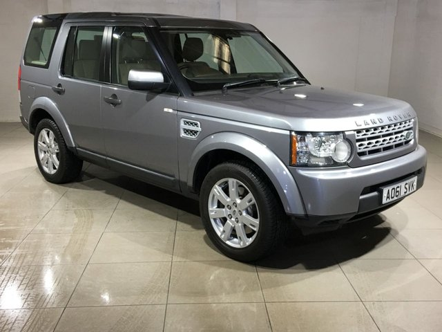 View our 2011 61 LAND ROVER DISCOVERY 3.0 4 SDV6 GS 5d AUTO 255 BHP
