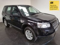 USED 2009 09 LAND ROVER FREELANDER 2.2 TD4 XS 5d 159 BHP FSH-EX DEMO-LEATHER-NAV-B/TOOTH
