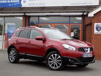 USED 2012 62 NISSAN QASHQAI 1.5 TEKNA DCI 5d 110 BHP *ONLY 9.9% APR with FREE Servicing*