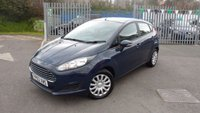 USED 2014 63 FORD FIESTA 1.5 STYLE TDCI 5d 74 BHP Call for Finance Options - 01752 406101