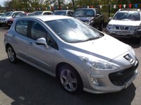USED 2008 08 PEUGEOT 308 1.6 SPORT 5d 118 BHP AFFORDABLE FAMILY CAR IN EXCELLENT CONDITION, DRIVES SUPERBLY