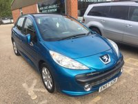 USED 2007 57 PEUGEOT 207 1.6 SPORT 5d AUTOMATIC 118 BHP IN MET BLUE APPROVED CARS ARE PLEASED TO OFFER THIS PEUGEOT 207 1.6 SPORT 5 DOOR AUTOMATIC 118 BHP IN MET BLUE WITH A PANORAMIC SUN ROOF,ALLOYS AND AIR CON A GREAT LITTLE AUTOMATIC CAR WITH A FULL SERVICE HISTORY SERVICED AT 18K,40K,51K,64K,75K,86K AND 92K.