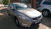 USED 2008 08 FORD MONDEO 2.0 ZETEC TDCI 4d 140 BHP SUPER LOW MILEAGE IN MET GREY. APPROVED CARS ARE PLEASED TO OFFER THIS  FORD MONDEO 2.0 ZETEC TDCI 4 DOOR 140 BHP WITH SUPER LOW MILEAGE ONLY 24,000 MILES WITH A FULLY STAMPED SERVICE BOOK SERVICED AT 3K,7K,11K,15K AND 20K IN MET GREY A GREAT CAR IN GREAT CONDITION.