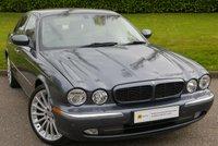 USED 2003 53 JAGUAR XJ 3.0 V6 SPORT 4d AUTO 240 BHP STUNNING LUXURY SALOON