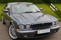 2003 JAGUAR XJ 3.0 V6 SPORT 4d AUTO 240 BHP £5495.00