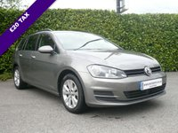 USED 2014 64 VOLKSWAGEN GOLF 1.6 SE TDI BLUEMOTION TECHNOLOGY ESTATE 5d 105 BHP