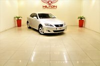 USED 2007 57 LEXUS IS 2.2 220D 4d 175 BHP GREAT BARGAIN + PART EXCHANGE TO CLEAR