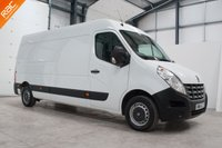 USED 2014 14 RENAULT MASTER 2.3 LM35 DCI S/R 1d 125 BHP