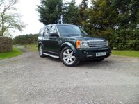 2008 LAND ROVER DISCOVERY 2.7 3 TDV6 HSE 5d AUTO 188 BHP £11995.00