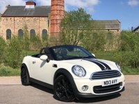 USED 2013 MINI ROADSTER 1.6 COOPER (VAT QUALIFYING)  GREAT EVERYDAY ROADSTER!!