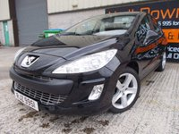 USED 2009 PEUGEOT 308 1.6 SPORT HDI 5d 107 BHP Economical Hatchback, No Fee Finance Available