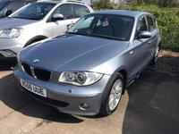 USED 2007 56 BMW 1 SERIES 2.0 120D SE 5d AUTO 161 BHP