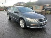 2012 VOLKSWAGEN PASSAT CC TDI BLUEMOTION TECH £9750.00