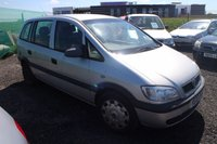 USED 2003 03 VAUXHALL ZAFIRA 2.0 CLUB DTI 16V 5d 100 BHP TRADE-PX CLEARANCE (PROJECT) VEHICLE