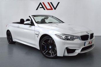 2015 BMW 4 SERIES 3.0 M4 2d AUTO 426 BHP £47950.00