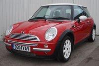 2004 MINI HATCH COOPER 1.6 COOPER 3d 114 BHP £2795.00