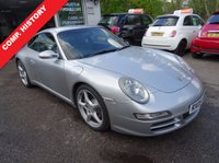 USED 2005 05 PORSCHE 911 3.6 997 CARRERA 2d 325 BHP TIPTRONIC Comprehensive Service History, MOT until March 2018 (no advisories), New Waterpump fitted and Front Brake Discs + Pads, Tiptronic Gearbox