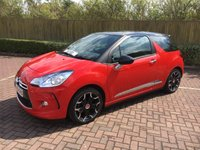 USED 2011 61 CITROEN DS3 1.6 DSPORT HDI 3d 110 BHP £20 Road Tax for Life