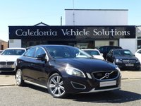 USED 2010 60 VOLVO S60 2.4 D5 SE LUX 4d AUTO 202 BHP 2 FORMER KEEPERS with 12 MONTHS MOT & SERVICE HISTORY