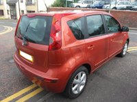 USED 2008 08 NISSAN NOTE 1.4 ACENTA 5d 88 BHP FULL SERVICE HISTORY