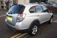 USED 2011 60 CHEVROLET CAPTIVA 2.0 VCDi LTZ 5dr (7 Seats) FULL LEATHER+2 OWNERS+1 YR MOT