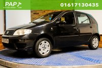 USED 2005 05 FIAT PUNTO 1.2 8V ACTIVE 5d 59 BHP