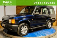 2001 LAND ROVER DISCOVERY 2.5 TD5 E DISCOVERY 137 BHP £2494.00